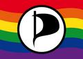 Banner der Queeraten
